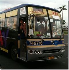 Kunduktor ng Jayross Bus